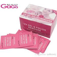 rose box easily remove uv soak off gel nail polish remover