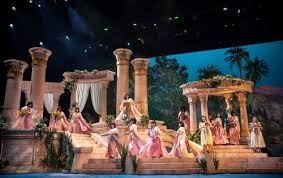 light and sound theater branson theatre review moses at sight and sound theatre in lancaster