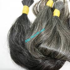 grey hair extensions 20 inch grey hair extensions style wavy is high quality