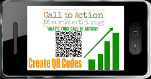 Create Qr Code For Business Card Call To Action Marketing Tools