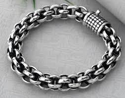 sterling bracelet images Handmade tibetan bracelet sterling silver bracelet