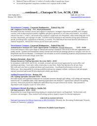 benefits coordinator resume examples