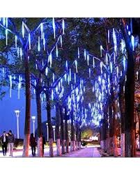 christmas lights that look like snow falling amazing savings on led meteor shower rain lights outdoor string