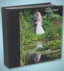 large wedding photo album allura matted overlay wedding album
