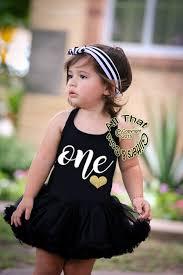 1st birthday tutu 1st birthday dresses black and white one glitter black