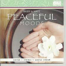 peaceful moods guitar and strings gentle stream relaxation spa