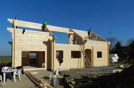 chalet a monter soi meme j u0027ai construit ma maison en bois en kit
