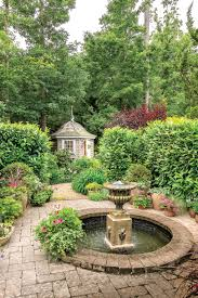 English Cottage Gardens Photos - virginia cottage garden southern living