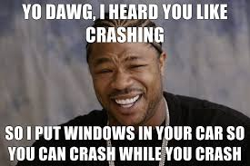 Yo Dawg Know Your Meme - image 78495 xzibit yo dawg know your meme
