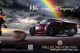 used aston martin ad art from the chasm digital pre press luxury car dealership