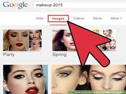 image led bee a makeup guru on you step 8