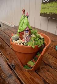 Garden Crafts Ideas - 12 diy fairy garden ideas how to make a miniature fairy garden