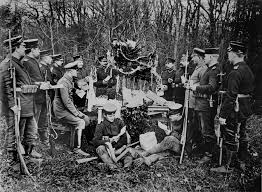 christmas truce unofficial ceasefire of western front 1914