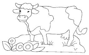24 dessins de coloriage animaux de la ferme à imprimer