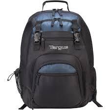 Rugged Laptop Bags 17 U201d Drifter Ii Laptop Backpack Tsb239us Black Gray Backpacks