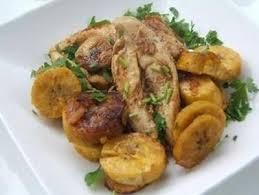cuisiner le plantain recette poulet aux épices tandoori et banane plantain 750g