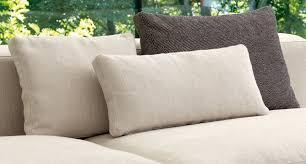 coussin pour canapé rectangulaire carré à motif désirée