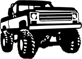 truck decal st 3 vehicle window stickers transportation wildlife