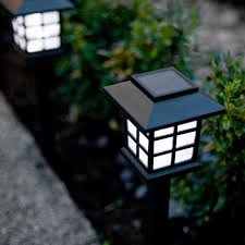 Solar Lights How Do They Work - garden solar lights ebay