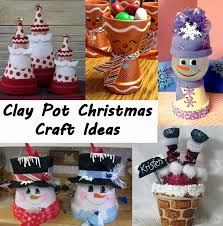 Christmas Ideas For Outside Planters by Best 25 Clay Pots Ideas On Pinterest Painting Pots Paint Pots