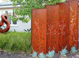 la roux creates decorative metal screens in the melbourne
