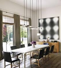 Trendy Lighting Fixtures Dining Room Chandeliers Contemporary Glamorous Decor Ideas Modern