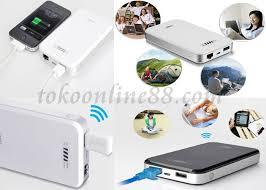 membuat jaringan wifi lancar power bank bisa jadi wifi router hotspot pribadi dimanapun