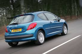 perso car peugeot 207 hatchback review 2006 2012 parkers