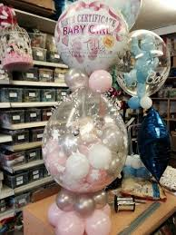 teddy bears inside balloons wedding and party shop chair covers