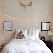 Classy Dorm Rooms by Bedroom Simple Decorative String Lights For Bedroom Interior