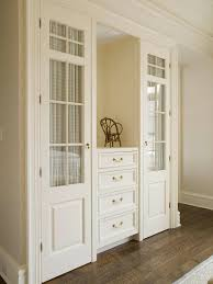 built in hallway cabinets hallway linen storage have to have this when we build a house