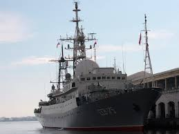 russian spy ship spotted off the coast of united states business