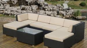 Artificial Wicker Patio Furniture by Best Alternatives To Teak Natural Or Synthetic Material Wicker