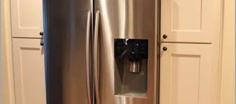 Sears Kenmore Elite French Door Refrigerator - french door refrigerator against wall sears kenmore elite french