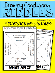 Drawing Conclusions Worksheets 4th Grade January 2015 Principal Principles