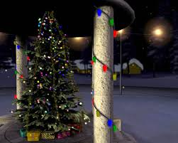 free night before christmas 3d screensaver download free