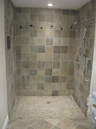 Preparing A Shower Floor For Tile by Bathroom Faucet Mosaic Tile Flooring Ideas Marble Tiled Tiled