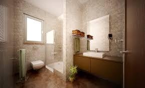 bathroom 2017 unique bathroom space feats mosaic wall arts