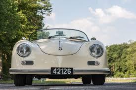 porsche 356 speedster cathie 1957 porsche 356 speedster recreation by replicar hellas