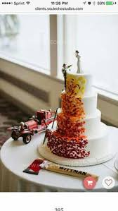 firefighter wedding cake firefighter wedding cake truck grooms cake shared by lion