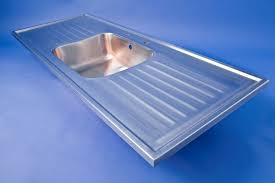Double Drainer Sink Bespoke Stainless Steel Double Drainer Sink - Double drainer kitchen sink