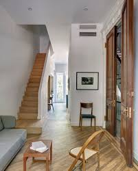 brownstone interior fort greene brownstone house divided into three duplexes for an