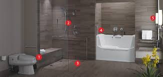 Universal Design Bathrooms - Universal design bathrooms