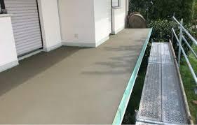 estrich balkon balkonsanierung