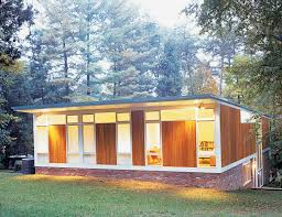 home design hollin hills retro modern house plans single