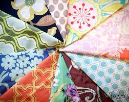 Designer Fabric | designer fabric scrap bag