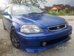 honda civic 1998 vti honda civic 1998 vti 1 6 in selangor automatic sedan blue for rm