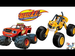 blaze monster machines adventures surprises monster