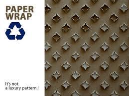 paper wraps better than wrap says nature yanko design