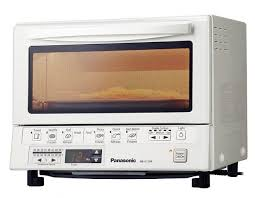 Small Toaster Oven Reviews Panasonic Nb G110p Flash Xpress Toaster Oven Review Toast Hq